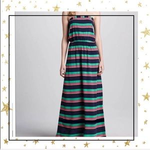 Splendid Maxi Strapless dress with pockets (C6)